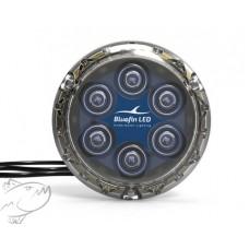 Bluefin LED Piranha P6 Nitro Diamond Cobalt Blue