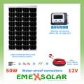 Emex solar 50W KIT 1