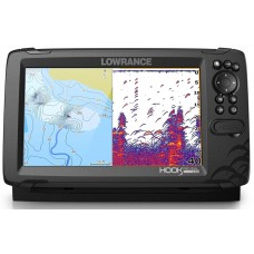 Lowrance Hook Reveal 9""