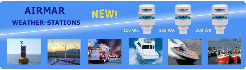 Airmar weather instruments